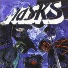 Cómics: MASKS (ROBERSON / ROSS / CALERO) ALETA ED. - IMPECABLE - OFM15. Lote 225951275
