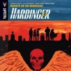Cómics: HARBINGER Nº 5 MUERTE DE UN RENEGADO - ALETA ED. - IMPECABLE - OFM15. Lote 225951985