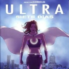 Cómics: ULTRA: SIETE DIAS (DIRIGIDO POR LOS HERMANOS LUNA) ALETA ED. - IMPECABLE - OFM15. Lote 225959075
