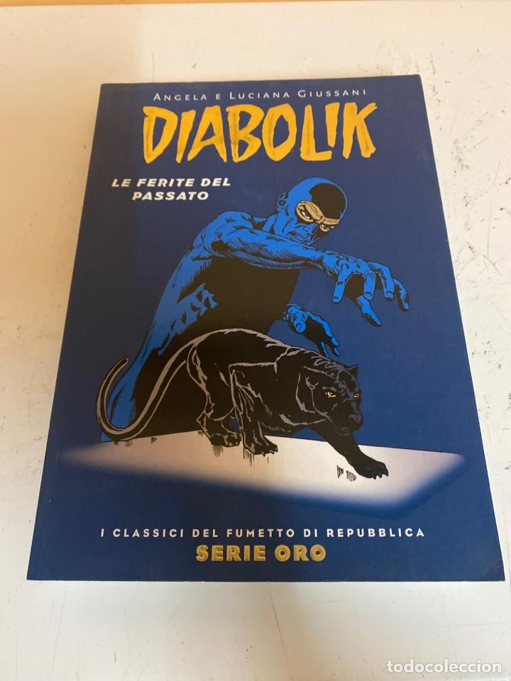 DIABOLIK (Tebeos y Comics Pendientes de Clasificar)