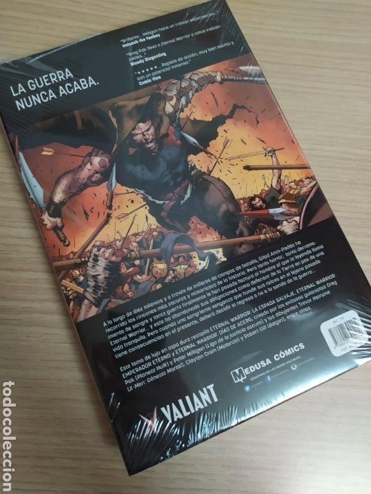 Cómics: Eternal Warrior edición de lujo. Valiant. Medusa Cómics - Foto 2 - 226137350