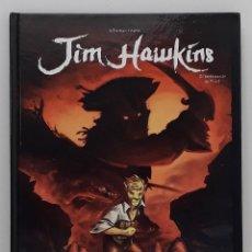 Cómics: JIM HAWKÍNS, EL TESTAMENTO DE FLINT Nº1 SEBASTIAN VASTRA (YERMO EDICIONES, 2015). Lote 226377745