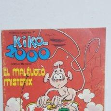 Cómics: KIKO 2000 - EL MALÉVOLO MISTERIX N° 7 EDICION ALONSO 1975. Lote 226381025
