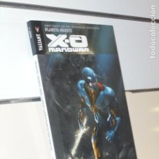Cómics: X-O MANOWAR PLANETA MUERTE VOLUMEN 3 ROBERT VENDITTI VALIANT - PANINI. Lote 226472985