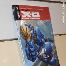 Cómics: X-O MANOWAR VUELTA A CASA VOLUMEN 4 ROBERT VENDITTI VALIANT - ALETA OFERTA. Lote 226475660