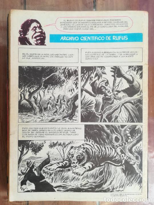 Cómics: RUFUS. Nº 12. IBERO MUNDIAL - Foto 2 - 226652730