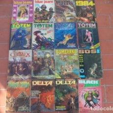 Cómics: LOTE DE 16 COMICS. Lote 226797435