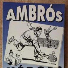 Cómics: AMBROS, HÉROES DEL DEPORTE 3, EL BOLETÍN. Lote 226871175
