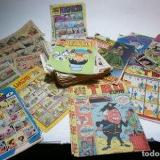 Fumetti: GRAN LOTE DE TODO TIPO DE COMICS VARIADOS. EL RATÓN MIGUELITO. TÍO VIVO, TBO, PULGARCITO Y MUCHOS +.. Lote 226882880