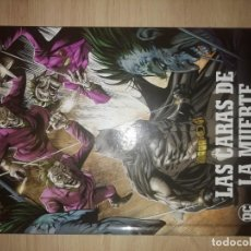 Cómics: BATMAN: LAS CARAS DE LA MUERTE. Lote 226922400