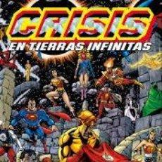 Cómics: CRISIS EN TIERRAS INFINITAS Nº 1 (EDICION XP CON PORTADA 3D) ECC - CARTONE - IMPECABLE - OFI15F. Lote 227230880