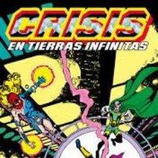 Cómics: CRISIS EN TIERRAS INFINITAS Nº 3 (EDICION XP CON PORTADA 3D) ECC - CARTONE - IMPECABLE - OFM15. Lote 227231590