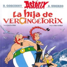 Cómics: ASTERIX LA HIJA DE VERCINGETORIX - SALVAT - CARTONE - IMPECABLE - OFI15F. Lote 227242880