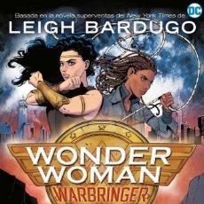 Cómics: WONDER WOMAN WARBRINGER -COMIC-. Lote 227252825