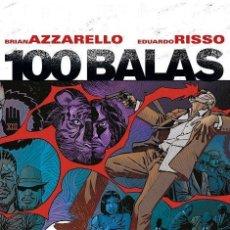 Cómics: 100 BALAS 2 - ECC / DC BLACK LABEL / BRIAN AZZARELLO & EDUARDO RISSO / NUEVO DE EDITORIAL. Lote 227255690