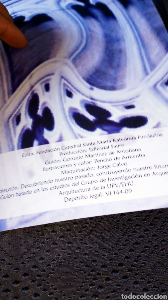 Cómics: Cómic raíces de piedra orígenes crecimiento catedral Santa Maria de Vitoria álbum 1 fundación - Foto 3 - 227574781