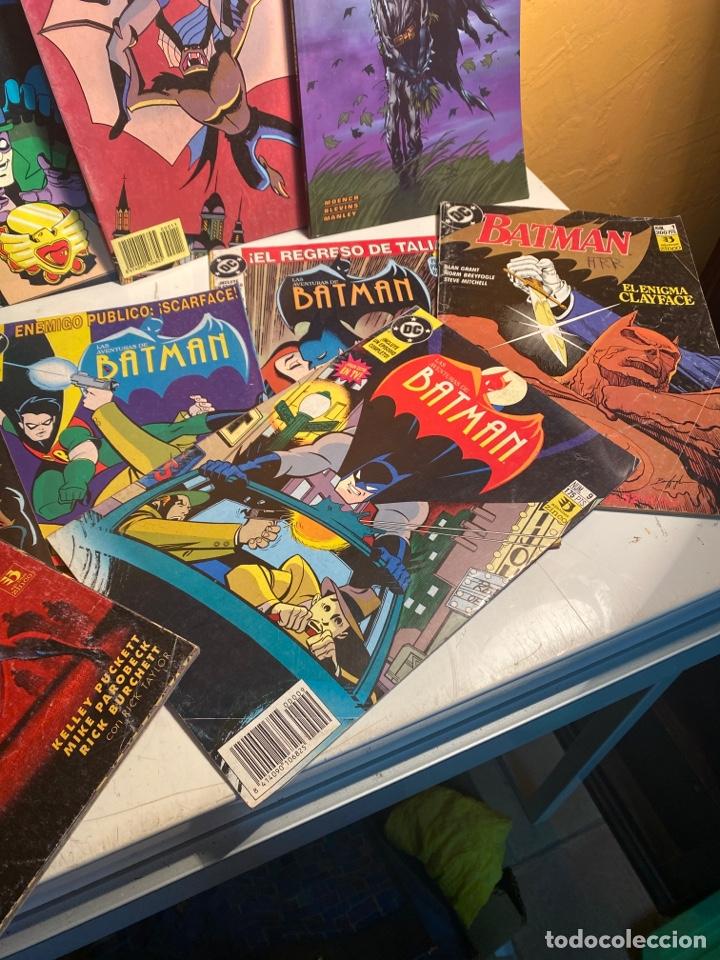 Cómics: Lote Batman - Foto 3 - 227617145