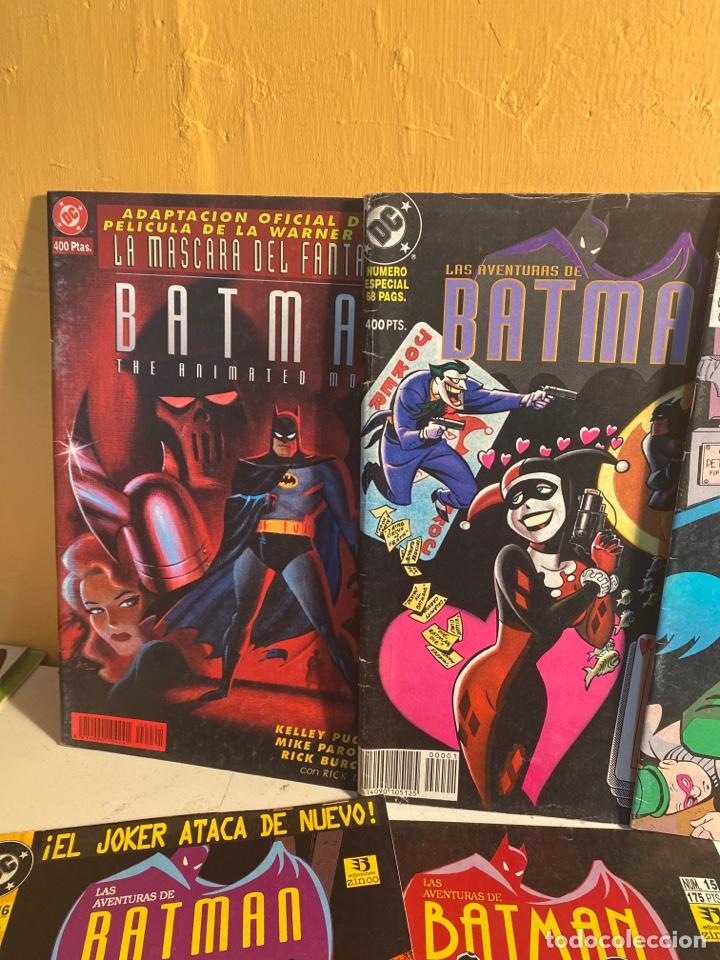 Cómics: Lote Batman - Foto 4 - 227617145
