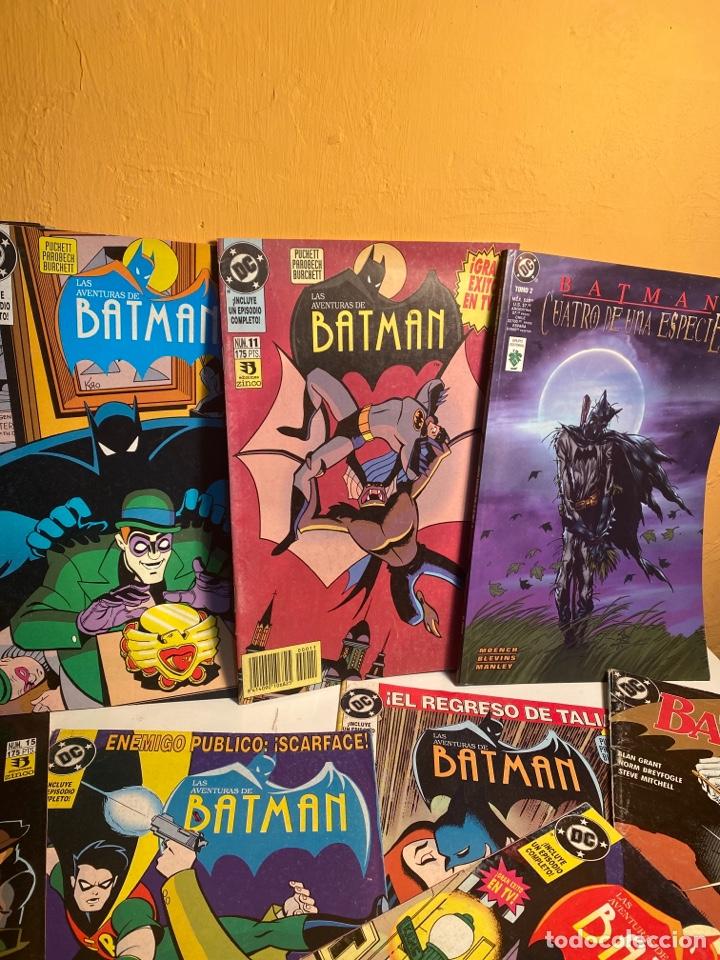 Cómics: Lote Batman - Foto 5 - 227617145