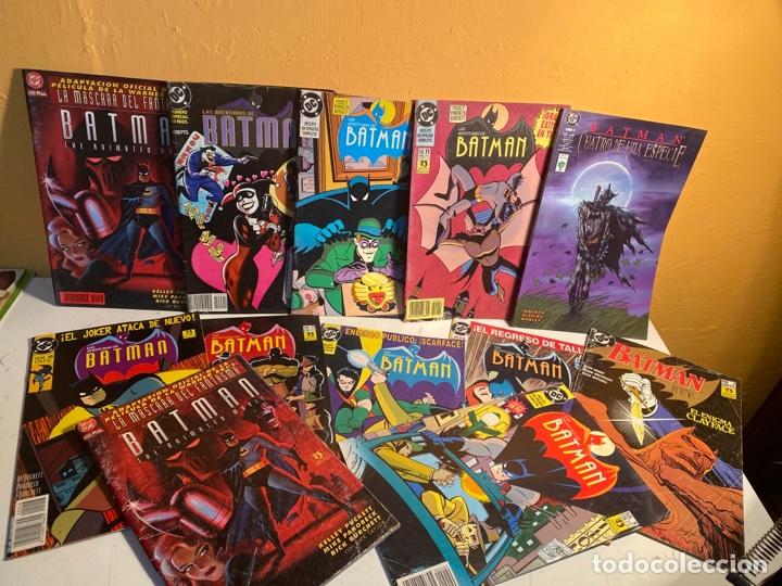 LOTE BATMAN (Tebeos y Comics - Comics otras Editoriales Actuales)