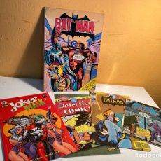 Cómics: BATMAN Y JOKER MASK. Lote 276109803