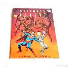 Cómics: SUPERMAN VS ALIENS LIBRO DOS 1996. Lote 227887705