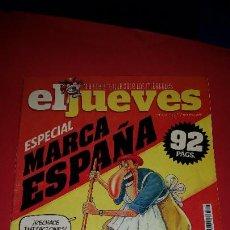 Cómics: REVISTA EL JUEVES - ESPECIAL MARCA ESPAÑA - Nº 2107. Lote 227928950