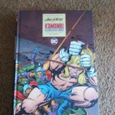 Fumetti: KAMANDI. EL ÚLTIMO CHICO DE LA TIERRA. JACK KIRBY. DC. ECC. TOMO, VOLUMEN 1.. Lote 227968045