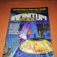 Cómics: INFINITUM 2000. PRODUCCIONES EDITORIALES 1980 . Nº 13.. Lote 228154135