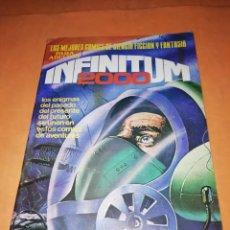 Cómics: INFINITUM 2000. PRODUCCIONES EDITORIALES 1980 . Nº 7.. Lote 228154850