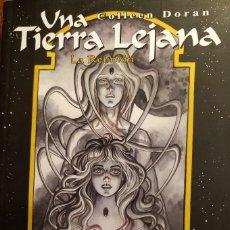 Cómics: UNA TIERRA LEJANA : LA REUNIÓN - COLLEEN DORAN - INTRODUCCIÓN DE NEIL GAIMAN - ALETA EDICIONES 2006. Lote 228221175