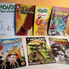Cómics: MONDO LIRONDO. Lote 228223695