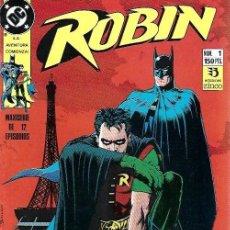 Cómics: ROBIN, MAXISERIE COMPLETA 12 NÚMEROS, ZINCO. Lote 228311055