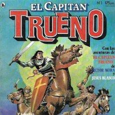 Cómics: EL CAPITÁN TRUENO, COLECCIÓN COMPLETA 13 NÚMEROS, BRUGUERA. Lote 228318735