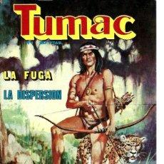 Cómics: TUMAC, COLECCIÓN COMPLETA DE EDITORS SA, 18 NÚMEROS. Lote 228320540