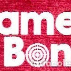 Cómics: JAMES BOND, COLECCIÓN COMPLETA 2 TOMOS, BURU-LAN. Lote 228322463