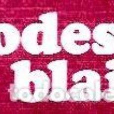 Cómics: MODESTY BLAISE, COLECCIÓN COMPLETA 2 TOMOS, BURU-LAN. Lote 228322730