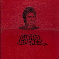 Cómics: CURRO JIMÉNEZ, COLECCIÓN COMPLETA 2 TOMOS DE SEDMAY EDICIONES. Lote 228323240