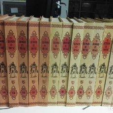 Cómics: COLECCIÓN COMPLETA EL GUERRERO DEL ANTIFAZ, 17 TOMOS DE LA EDITORIAL VALENCIANA. Lote 228325766