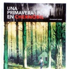Cómics: UNA PRIMAVERA EN CHERNÓBIL (EMMANUEL LEPAGE) SPACEMAN BOOKS, 2014. OFRT ANTES 30E. Lote 228330790