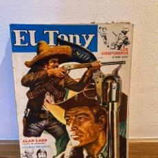 Cómics: EL TONY NÚMERO 373. Lote 228366045