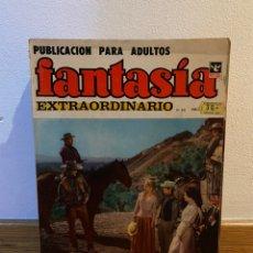 Cómics: FANTASÍA EXTRAORDINARIO NÚMERO 232. Lote 228366925