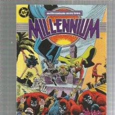 Cómics: MILLENNIUM 3 LA REUNION. Lote 228442730