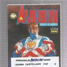 Cómics: AMERICAN PERDIDO EN AMERICA COMPLETA. Lote 228443385