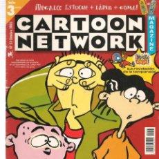 Cómics: CARTOON NETWORK. REVISTA. Nº 53. OCTUBRE 2005. (ST/B15). Lote 228458403