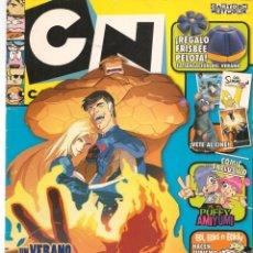 Cómics: CARTOON NETWORK. REVISTA. Nº 75. AGOSTO, 2007. (ST/B15). Lote 228458960