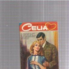 Fumetti: NOVELA GRAFICA ROMANTICA CELIA MI AMOR MORIRA MAÑANA. Lote 228479397