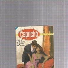 Fumetti: NOVELA GRAFICA ROMANTICA CAPRICHO ULTIMA ESPERANZA. Lote 228480495