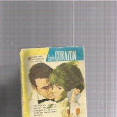 Fumetti: NOVELA GRAFICA ROMANTICA CORAZON ESE JUEGO PELIGROSO. Lote 228481050