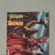 Cómics: SPAWN BATMAN, PLANETA DEAGOSTINI, ESTADO NUEVO. Lote 228501045